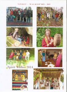 Deckblatt Spirit Walker 2013-2015 klein